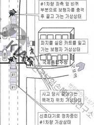 교통사고 사망 그림